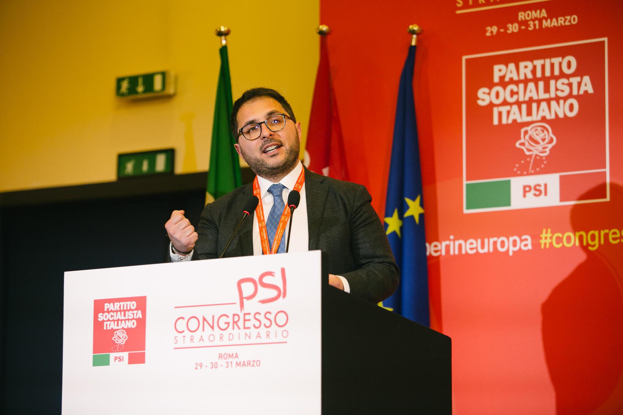 Il Segretario - Partito Socialista Italiano